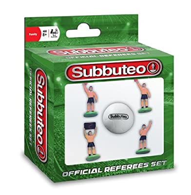 [Import Anglais]Subbuteo Official Referees Set