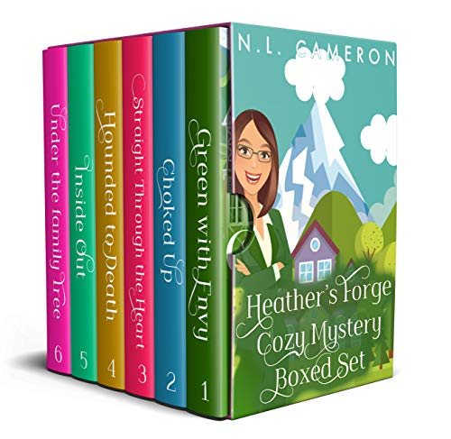 A Heather's Forge Cozy Mystery Series: Complete Boxed Set (English Edition) -