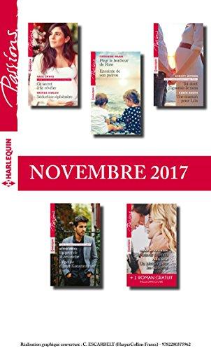 10 romans Passions + 1 gratuit (n°685 à 689 - Novembre 2017 ...