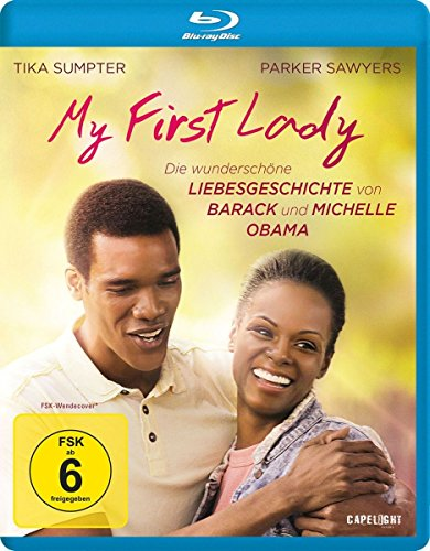 My First Lady [Blu-ray]