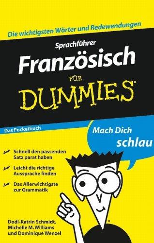 Sprachführer Französisch für Dummies Das Pocketbuch