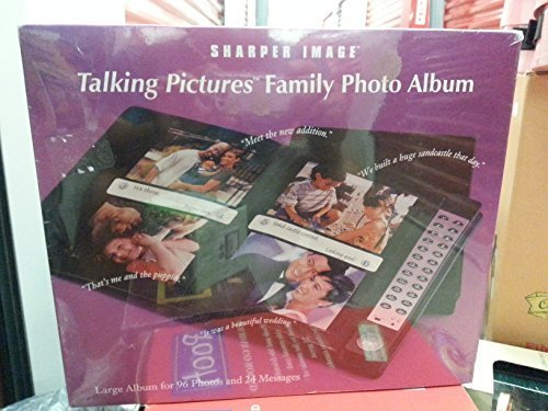 talking-pictures-family-photo-alblum-by-sharper-image-corp