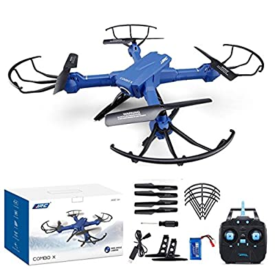 POBO Foldable RC Drone Wifi FPV Quadcopter with 2MP HD Camera 4CH 2.4GHz Helicopter 6-Axis Gyro