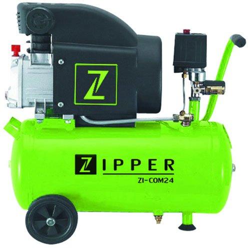 Compresor 2 cv con depósito 24 litros