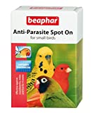 Beaphar Anti-Parasite Spot On For Small Birds 4 week Treatment For Canary, Budgie