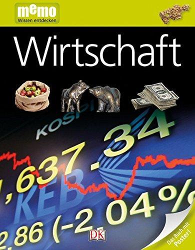 memo Wissen entdecken. Wirtschaft: Das Buch mit Poster!