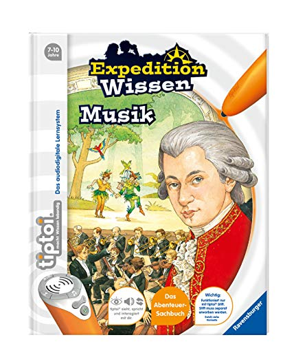 tiptoi Musik (tiptoi Expedition Wissen)