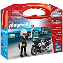Playmobil Policía - Maletín Policía (5648)