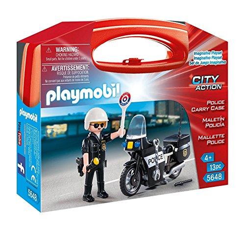 Playmobil Policía Playmobil Playset 5648