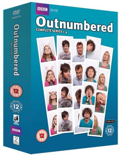 Outnumbered - Series 1-4 [6 DVD Box Set] [UK Import]
