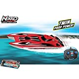 Nikko 8989Hydro Thunder RC barca