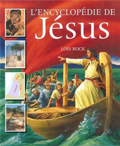 Encyclopédie de Jesus (l') par Lois Rock