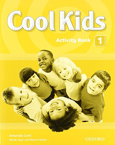 Cool Kids 1: Activity Book - 9780194304061