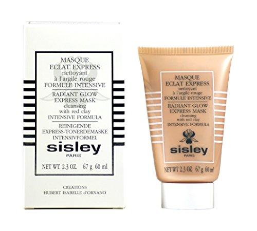 Sisley Masque Eclat Express L'Argile Rouge unisex, Maske 60 ml, 1er Pack (1 x 60 ml)