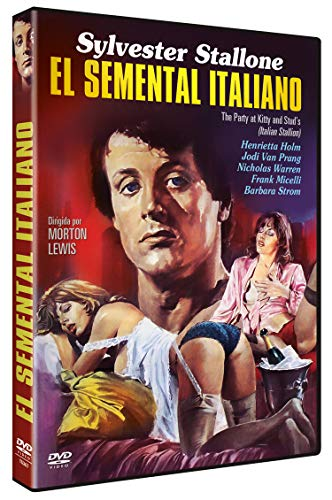 El Semental Italiano DVD 1970 The Party
