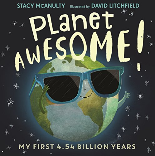 Planet Awesome por Stacy McAnulty