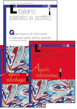 L'italiano parlato e scritto. Agenda salvalingua. Per il biennio