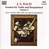 Bach, J.S.: Sonatas For Violin And Harpsichord, Vol. 2