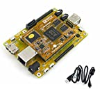 CQRobot Mini PC Development Board, MarsBoard A20 Lite, Powered by Allwinner A20, Dual Core Arm Cortex A7 CPU, Dual Core Mali-400 GPU, it Would be a Proper Choice for Server Hardware.