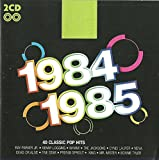 "40 Hits from 1984/1985 (CD Compilation, Various Artists) Miami Sound Machine - Dr. Beat / Amii Stewart & Mike Francis - Friends / Lisa Lisa Cult Jam Full Force - I wonder If I take you home / The Limit - Say yeah / Evelyn ""Champagne"" King - Your personal touch / Nena - 99 red balloons / Adam Ant - Apollo 9 etc.."
