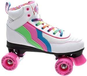 Rio Roller rio145, Unisex Adult Inline Skates, unisex adult, RIO145, Multicolore (Candi), 39.5