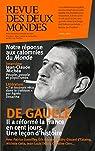 Revue des Deux Mondes avril 2017 par Brunet