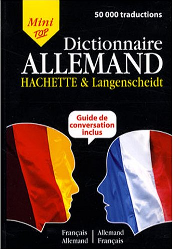 Mini dictionnaire français-allemand allemand-français par Wolfgang Löffler, Kristin Wäeterloos