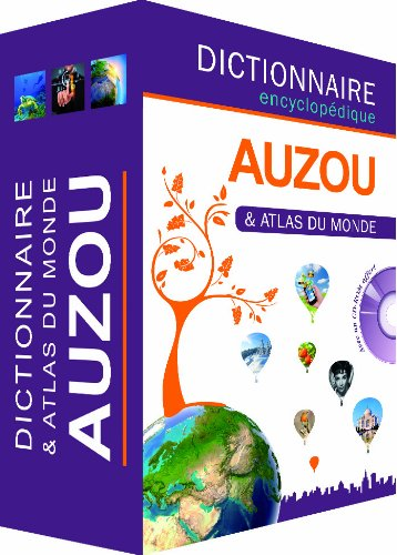 Coffret : Dictionnaire encyclopédique et atlas du Monde 2012-2013