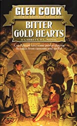 Bitter Gold Hearts (Garrett P.I.) (Signet)
