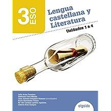 Lengua castellana y Literatura 3º ESO. Por Trimestres - 9788490676097