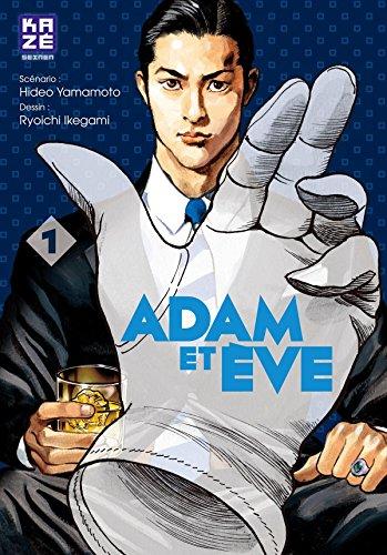 Couverture du livre Adam & Eve: Chapitre gratuit