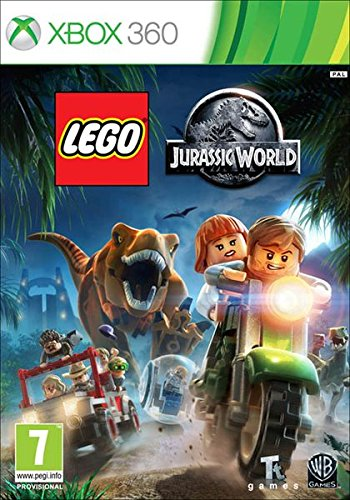 Warner Bros Lego Jurassic World, Gioco Xbox 360
