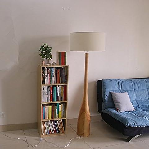YYHAOGE Cloth Art Floor Lamp, Modern Concise Vase, Floor Lamp,