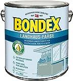 Bondex Landhaus-Farbe 2,50l gartengrün - 391308