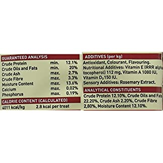 VetIQ Nibblot Berry Treats 30g for Rabbits, Guinea Pigs And Other Small Animals - Pack of 8 10
