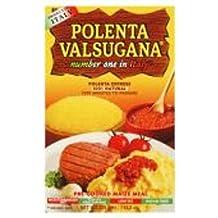 Valsugana Polenta Instantánea (Harina De Maíz) 375g (Paquete de 6)