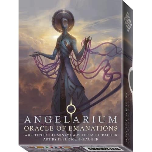 Angelarium. Oracle Of Emanations. Ediz. Multilingue. Con 33 Carte