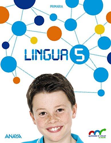 Lingua 5. (Aprender é crecer en conexión) - 9788467886580