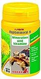 Sera 02820 reptimineral H 100 ml - das Plus an Mineralien und Vitaminen für...