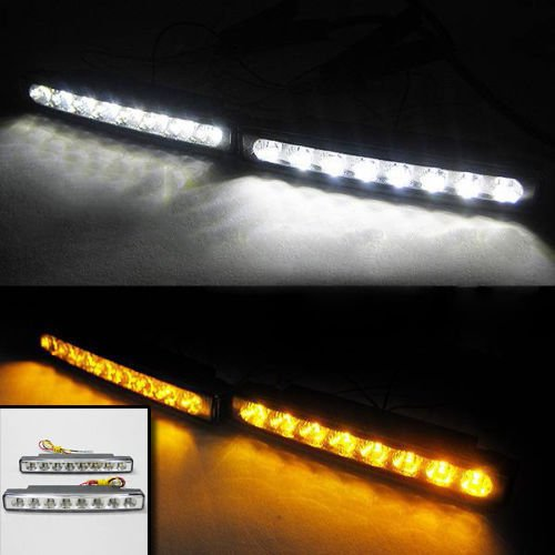 LED-Tagfahrlicht-Indikator, E-markiert
