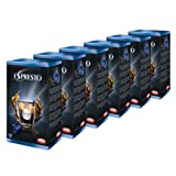 ESPRESTO K-Fee Espresso Furioso, Kaffee, Arabica, Intensität 8, 6er Pack, 6 x 16 Kapseln