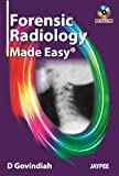 Forensic Radiology Made Easy With Cd-Rom