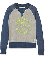 Bench Jungen Sweatshirt Graphic Crew Knit