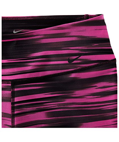 Nike Damen Tights pink/schwarz