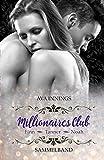 Millionaires Club – Sammelband – Finn – Tanner – Noah: Sammelband inkl. 70 Bonusszenen