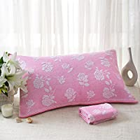 MQZM-Cuscino doni pigmento fiori,Rosa