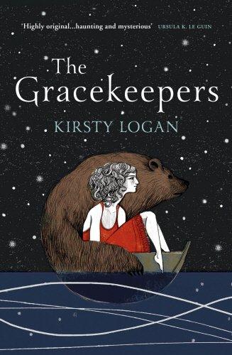 Buchseite und Rezensionen zu 'The Gracekeepers' von Kirsty Logan