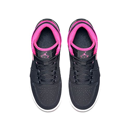 Nike Dunk High Premium Sb, Chaussures de Skate Homme - light charcoal sport red white