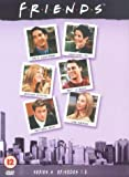 Friends: Series 4 - Episodes 1-8 [DVD] [1995]