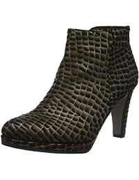 1f590d68e1fa Suchergebnis auf Amazon.de für  Gold - Stiefel   Stiefeletten ...